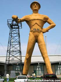 Oil Man.