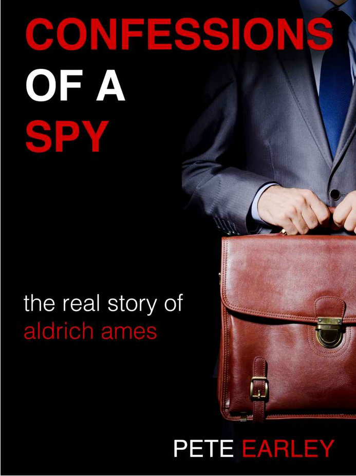 Confessions of a Spy Cover