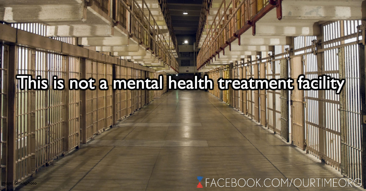mentally ill prisoners in the prison systems essay In her essay for solutions: american leaders speak out on criminal  th e are  more americans with mental illness in prisons than in hospitals.