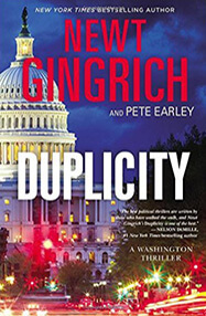Duplicity by Newt Gingrich and Pete Earley Cover