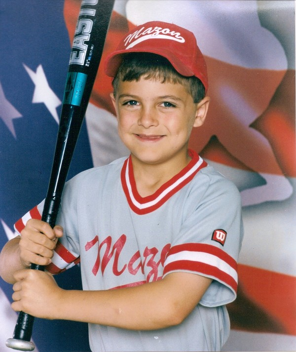zac little league age 7