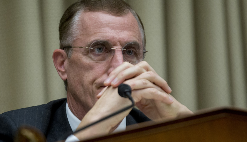 Rep. Tim Murphy's Mental Health Bill is stymied again, this time because of guns. Photographer: Andrew Harrer/Bloomberg via Getty Images